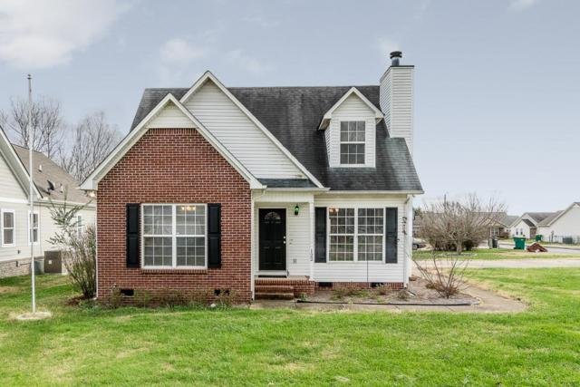 122 Ruben Rd, Spring Hill, TN 37174 (MLS #1994622) :: The Helton Real Estate Group