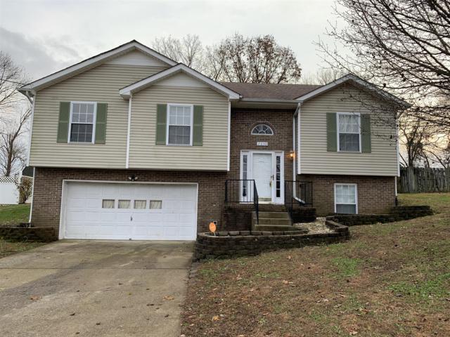 2630 Holly Rock Dr, Clarksville, TN 37040 (MLS #1994654) :: John Jones Real Estate LLC