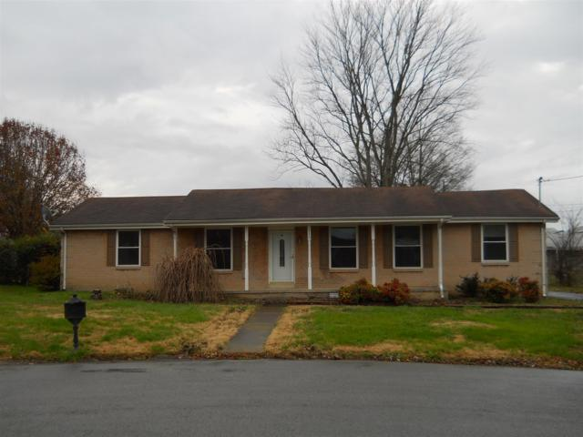 110 Melody Dr, Shelbyville, TN 37160 (MLS #1994666) :: Maples Realty and Auction Co.