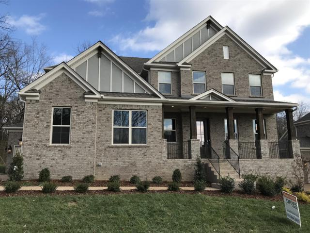 108 North Malayna Dr Lot 87, Hendersonville, TN 37075 (MLS #1994707) :: Nashville on the Move