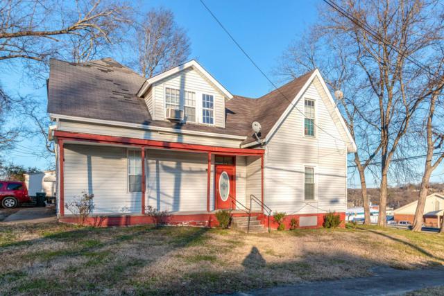 318 Washington Street, Pulaski, TN 38478 (MLS #1994773) :: John Jones Real Estate LLC