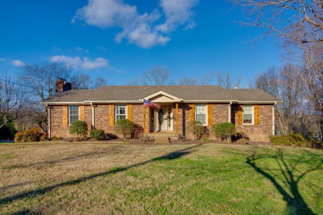 104 Faulkner Ln, Mount Juliet, TN 37122 (MLS #1994828) :: EXIT Realty Bob Lamb & Associates