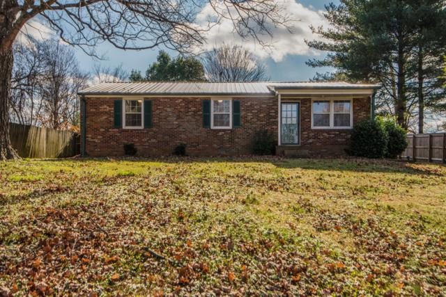 1021 Brink Pl, Franklin, TN 37064 (MLS #1994910) :: REMAX Elite