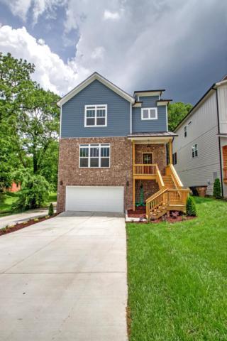 1112 A Campbell Street, Nashville, TN 37206 (MLS #1994925) :: John Jones Real Estate LLC