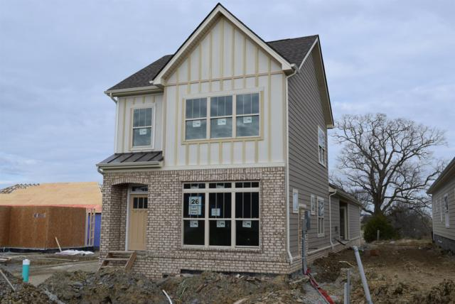 3011 Lanark Dr. #26, Nolensville, TN 37135 (MLS #1994974) :: John Jones Real Estate LLC