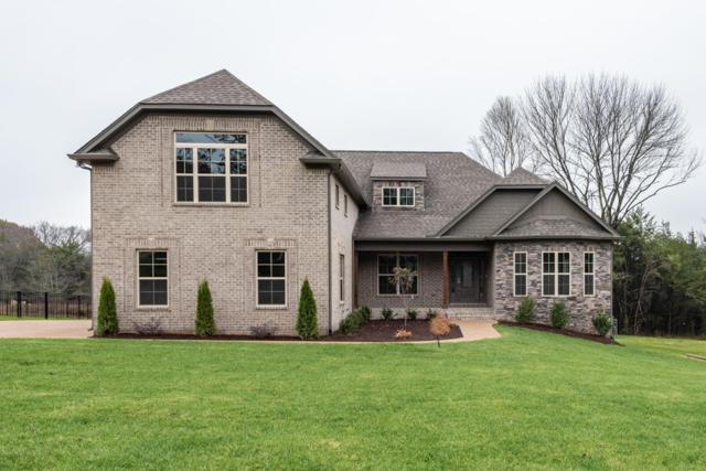 1381 Mires Rd, Mount Juliet, TN 37122 (MLS #1995165) :: John Jones Real Estate LLC