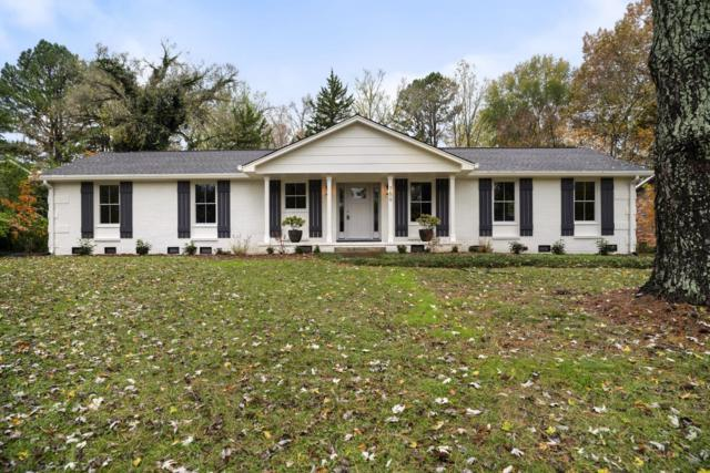 759 Harpeth Knoll Rd, Nashville, TN 37221 (MLS #1995195) :: John Jones Real Estate LLC
