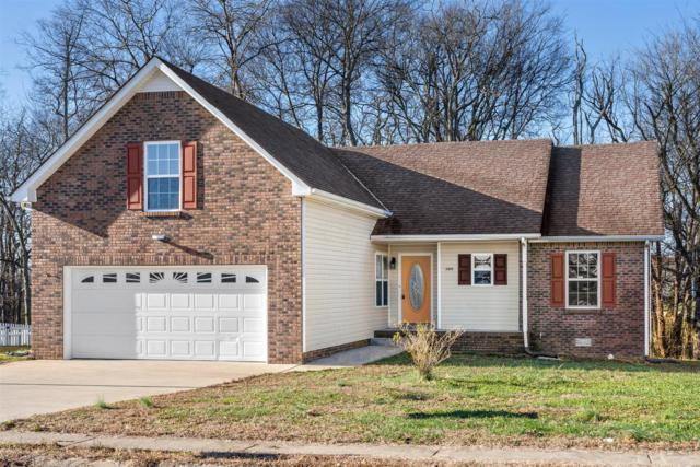 3899 Stella Dr, Clarksville, TN 37040 (MLS #1995239) :: Central Real Estate Partners