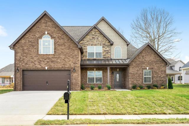 51 Woodford Estates, Clarksville, TN 37043 (MLS #1995262) :: Christian Black Team
