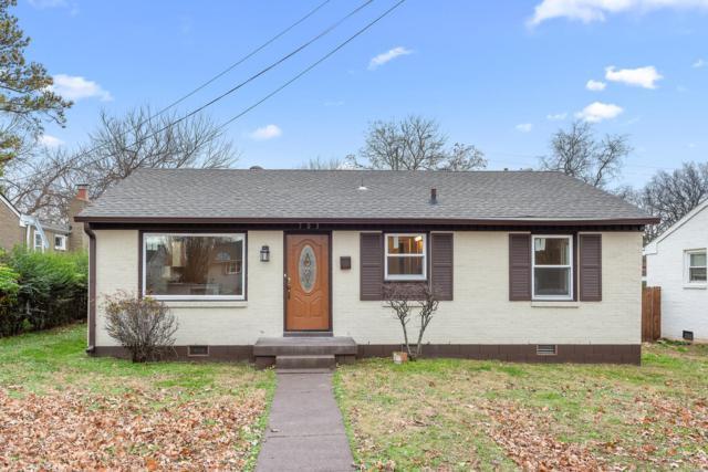 703 Lischey Ave, Nashville, TN 37207 (MLS #1995466) :: FYKES Realty Group