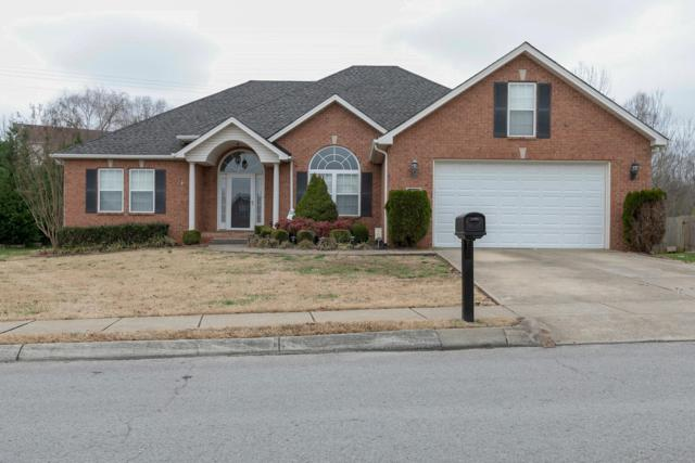 1233 Chapmans Retreat Dr, Spring Hill, TN 37174 (MLS #1995488) :: RE/MAX Homes And Estates