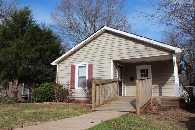 1025 Crossland Ave, Clarksville, TN 37040 (MLS #1995518) :: John Jones Real Estate LLC