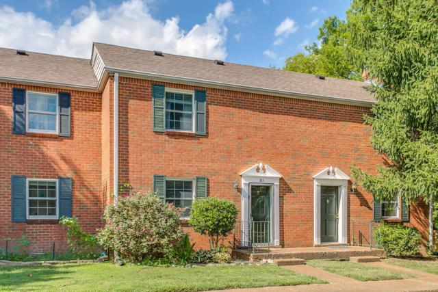 601 Boyd Mill Ave Unit B5 B5, Franklin, TN 37064 (MLS #1995621) :: Living TN