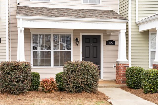 327 Sam Houston Cir, Clarksville, TN 37040 (MLS #1995632) :: John Jones Real Estate LLC