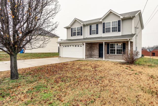 611 Ronnie Erwin Ln, LaVergne, TN 37086 (MLS #1995670) :: John Jones Real Estate LLC