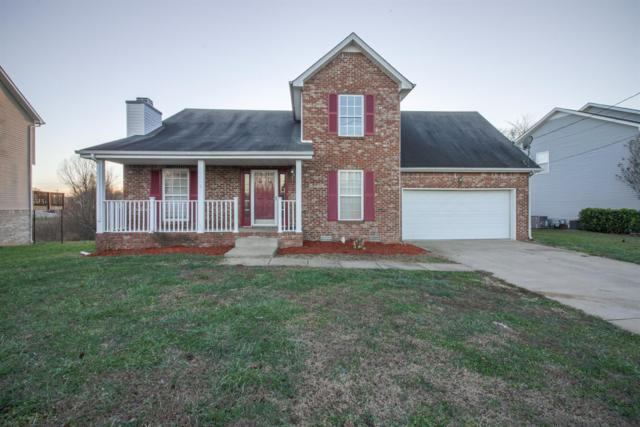 1306 Sunfield Dr, Clarksville, TN 37042 (MLS #1995892) :: Team Wilson Real Estate Partners