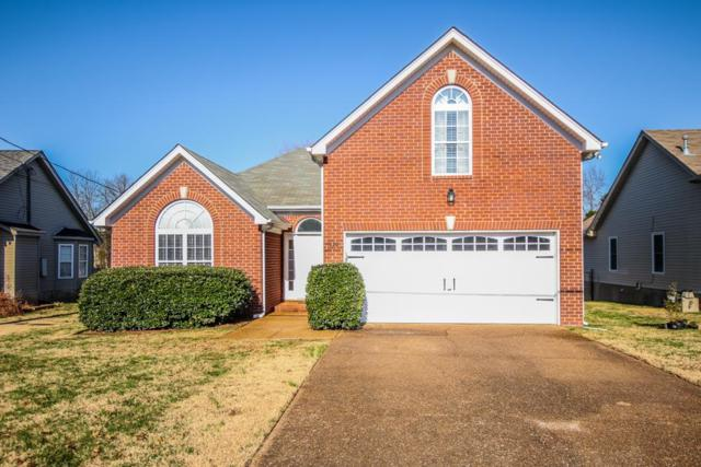 1022 Saddle Wood Dr, Mount Juliet, TN 37122 (MLS #1995912) :: RE/MAX Homes And Estates