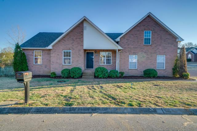 1027 Saddle Wood Dr, Mount Juliet, TN 37122 (MLS #1996012) :: John Jones Real Estate LLC