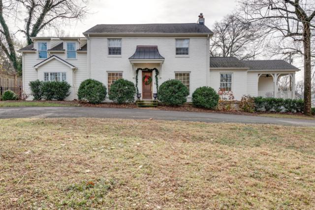 2414 Sterling Rd, Nashville, TN 37215 (MLS #1996049) :: The Miles Team | Synergy Realty Network