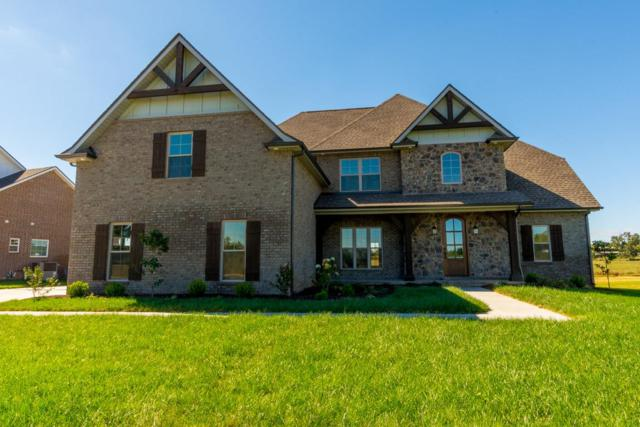 29 Whitewood Farm, Clarksville, TN 37043 (MLS #1996118) :: Valerie Hunter-Kelly & the Air Assault Team