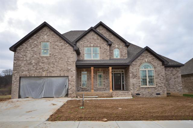 4103 Miles Johnson Pkwy (272), Spring Hill, TN 37174 (MLS #1996123) :: DeSelms Real Estate