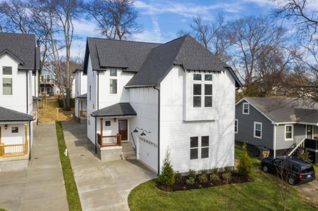 514 A Moore Ave, Nashville, TN 37203 (MLS #1996130) :: Felts Partners
