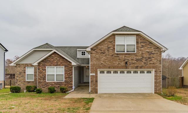 1044 Ishee Dr, Clarksville, TN 37042 (MLS #1996133) :: John Jones Real Estate LLC