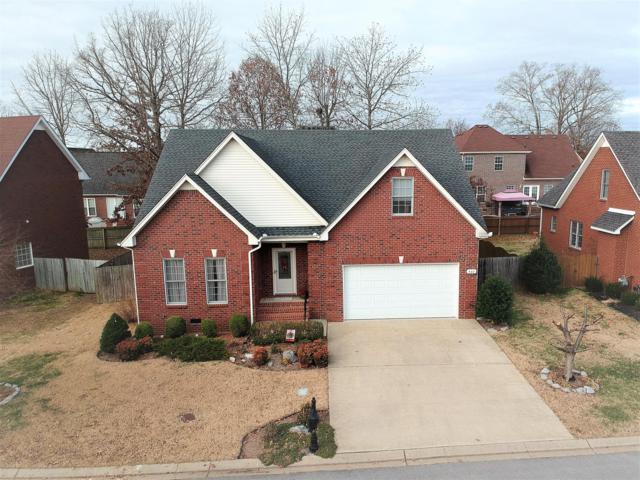 407 Carmel Dr, Murfreesboro, TN 37128 (MLS #1996288) :: DeSelms Real Estate