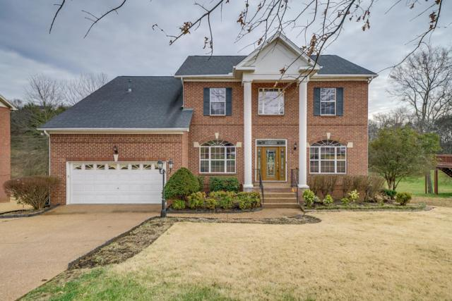 823 Loretta Dr, Goodlettsville, TN 37072 (MLS #1996301) :: Christian Black Team