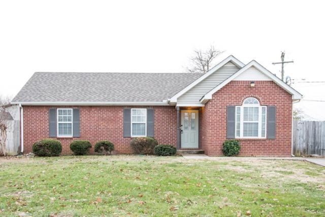 1100 Stonegate Ct, LaVergne, TN 37086 (MLS #1996303) :: DeSelms Real Estate