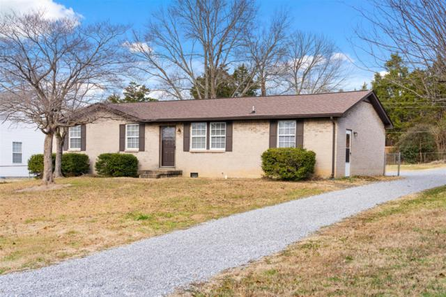 449 Appleton Dr, Clarksville, TN 37042 (MLS #1996319) :: Christian Black Team