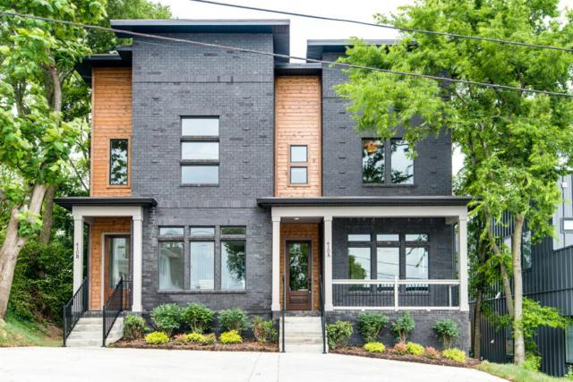410 37Th Ave N Unit A, Nashville, TN 37209 (MLS #1996413) :: Nashville on the Move