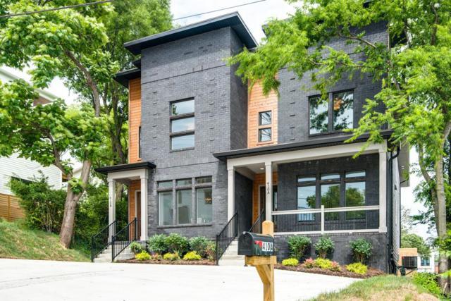 410 37Th Ave N Unit B, Nashville, TN 37209 (MLS #1996416) :: John Jones Real Estate LLC