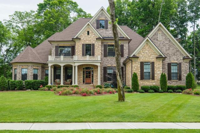 1810 Morgan Farms Way S, Brentwood, TN 37027 (MLS #1996421) :: DeSelms Real Estate