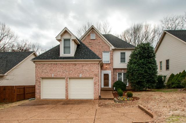 820 Percy Warner Blvd, Nashville, TN 37205 (MLS #1996428) :: DeSelms Real Estate