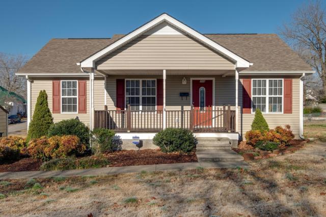 306 High Street, Dickson, TN 37055 (MLS #1996447) :: DeSelms Real Estate