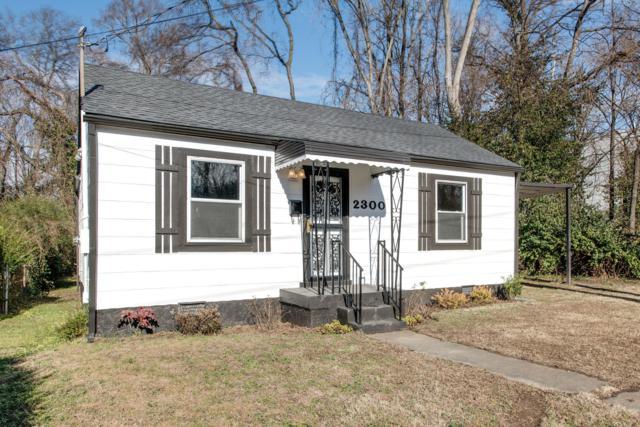 2300 Alameda St, Nashville, TN 37208 (MLS #1996482) :: Living TN