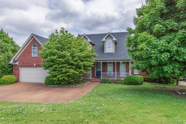 127 Shiloh Rdg, Hendersonville, TN 37075 (MLS #1996489) :: DeSelms Real Estate