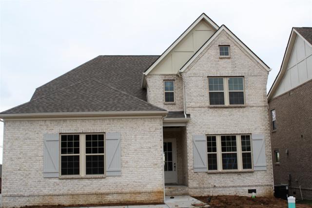 615 Dunmeyer Court  Lot 77, Nolensville, TN 37135 (MLS #1996509) :: DeSelms Real Estate