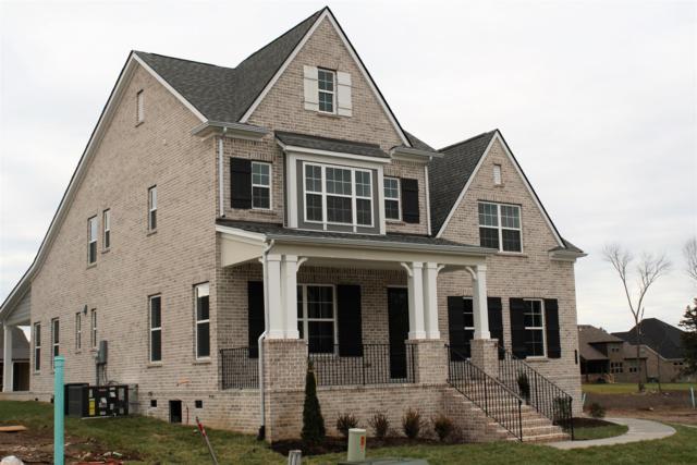 593 Dunmeyer Court  Lot 101, Nolensville, TN 37135 (MLS #1996511) :: DeSelms Real Estate