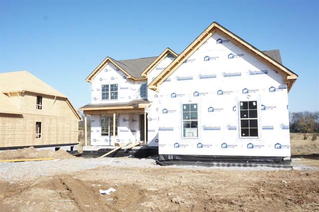1020 Appaloosa Way Lot 6, Gallatin, TN 37066 (MLS #1996584) :: John Jones Real Estate LLC
