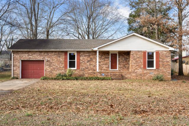 1140 Peachers Mill Rd, Clarksville, TN 37042 (MLS #1996602) :: Nashville on the Move
