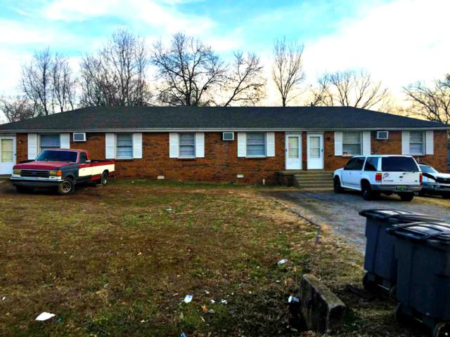 105 Tandy Dr, Clarksville, TN 37042 (MLS #1996678) :: John Jones Real Estate LLC