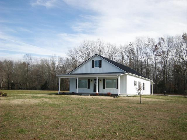 2798 Eugene Reed Rd, Woodbury, TN 37190 (MLS #1996716) :: Keller Williams Realty