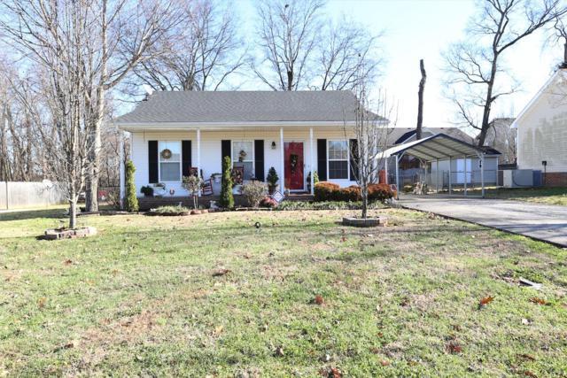 2829 Teakwood Drive, Clarksville, TN 37040 (MLS #1996734) :: Keller Williams Realty