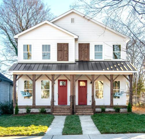 1017 B Monroe St, Nashville, TN 37208 (MLS #1997319) :: Nashville on the Move