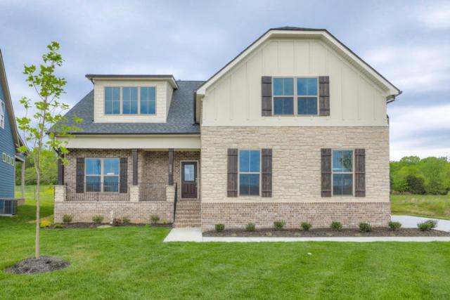 116 Carrick Court, Nolensville, TN 37135 (MLS #1997419) :: John Jones Real Estate LLC