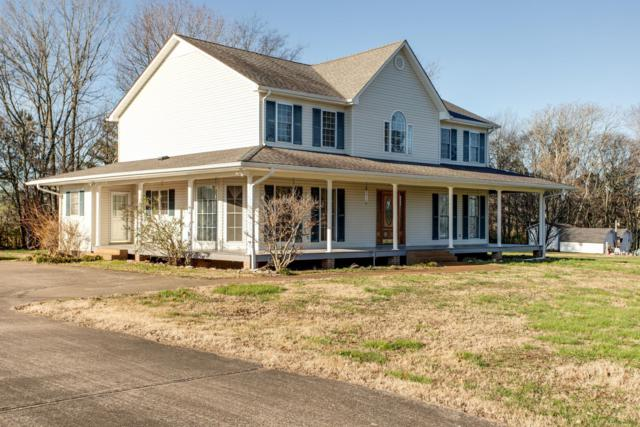 1909 Hunters Run Rd, Lewisburg, TN 37091 (MLS #1997436) :: John Jones Real Estate LLC