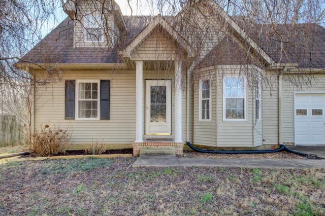 706 Spees Dr, Clarksville, TN 37042 (MLS #1997687) :: John Jones Real Estate LLC