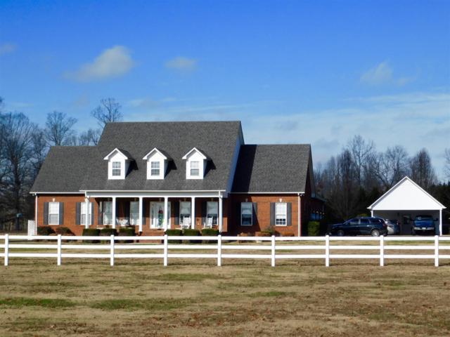137 Cyril Wiser Rd, Manchester, TN 37355 (MLS #1997915) :: John Jones Real Estate LLC